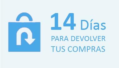 14 Días de Devolución